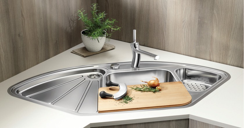 Simones Küchenblog - Beitrag: Spülbecken - nicht bloß Abwasch