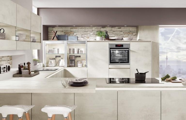 Simones Küchenblog - Beton und Metall