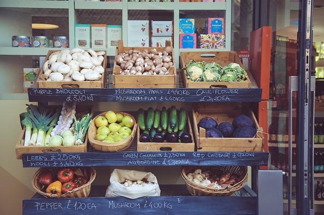 Simones Küchenblog, Lebensmittel richtig lagern im Kühlschrank