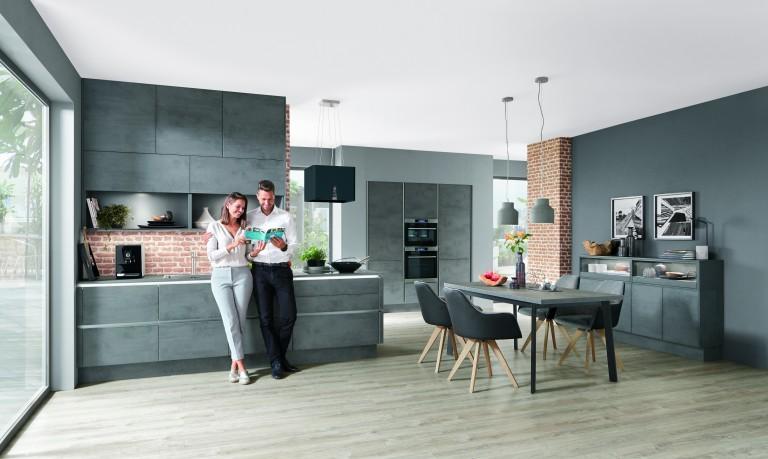Simones Küchenblog, günstig Küche kaufen, Industrial Style