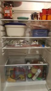 Kühlschrank, Ablauf, Simones Küchenblog, Küche günstig kaufen