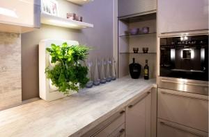 Simones Küchenblog, Veggiekitchen Kräuterbeete