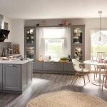 Skandinavische Küchen – hell und klar